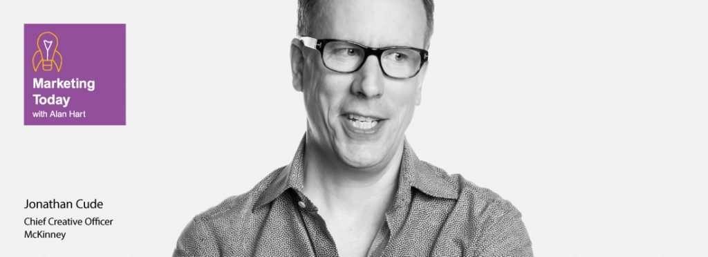 Jonathan Cude on Marketing Today