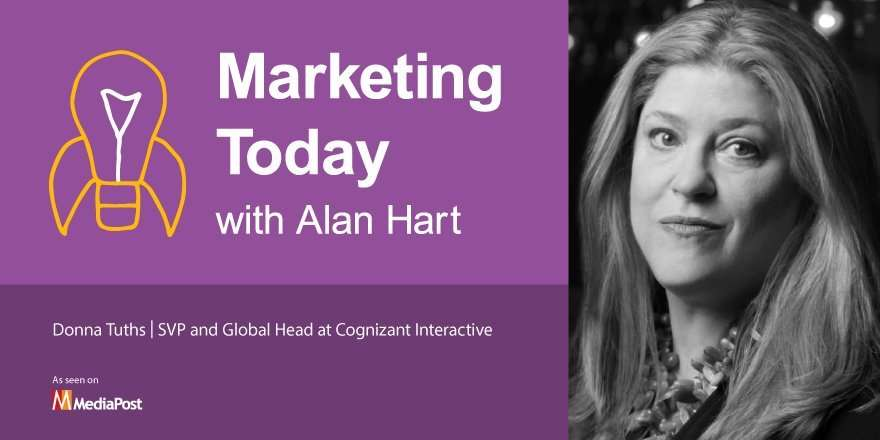 Donna Tuths, Global Head at Cognizant Interactive