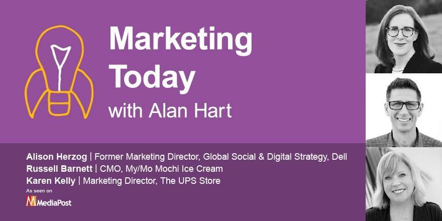 Marketing Today with Alan B  Hart – Top Ranked Marketing Podcast