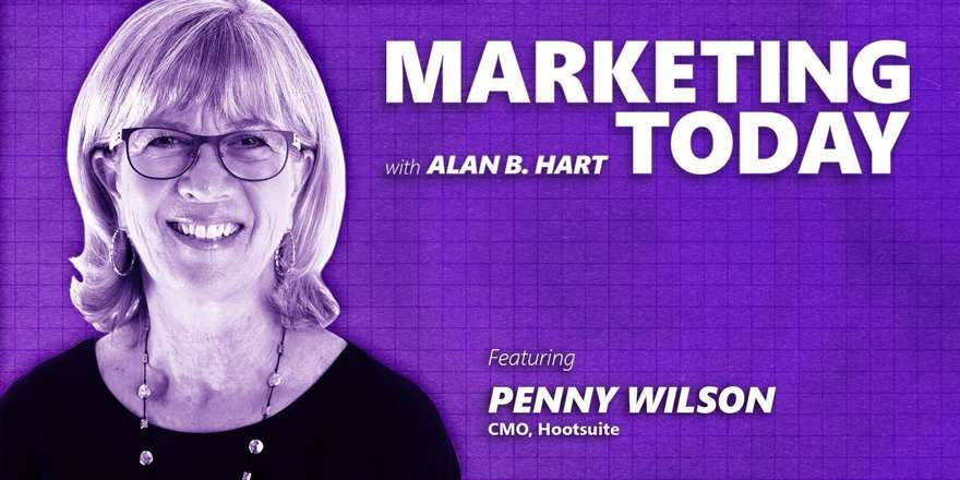 Penny Wilson, CMO at Hootsuite