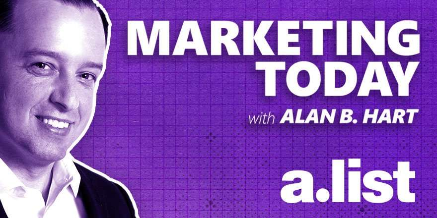 Marketing Today with Alan Hart: Live!
