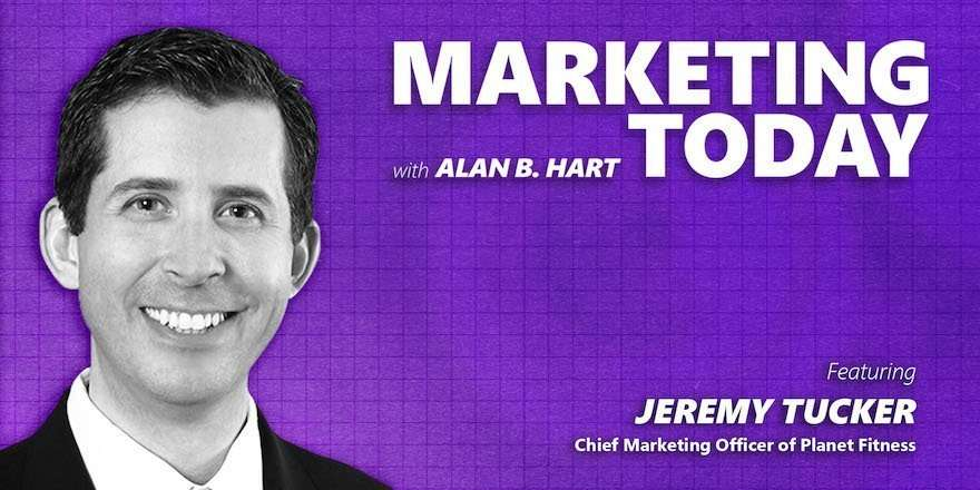 Jeremy Tucker, CMO at Planet Fitness