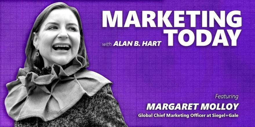 Margaret Molloy, CMO at Siegel+Gale