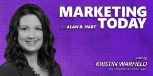 Kristin Warfield, VP Partnerships at Churchill Downs