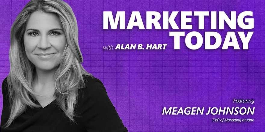 Meagen Johnson, CMO at Jane.com